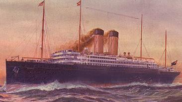 RMS Cedric