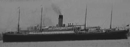 SS Cymric